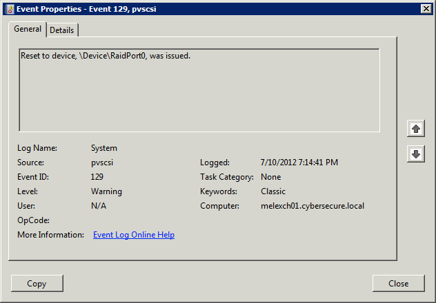 How to check the event viewer for hardware issues